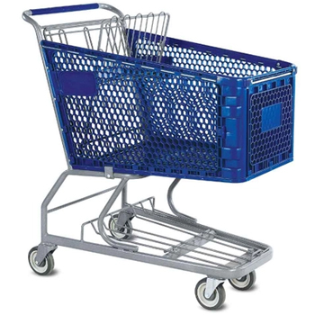 Plastic-supermarket-Carts