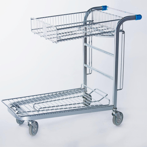 Flat Bed Cargo Trolley (YRD-L3)
