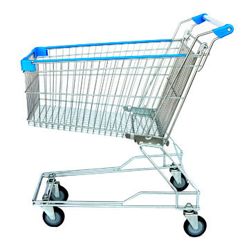 Large Supermarket Shopping Carts (YRD-Y90)