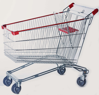 Russia Style Shopping Cart (YRD-R210)