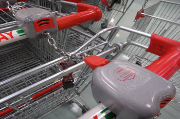 Shopping Cart Loss And Theft- Prevent Loss At Your Store