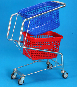 Basket Trolley (YRD-J7)
